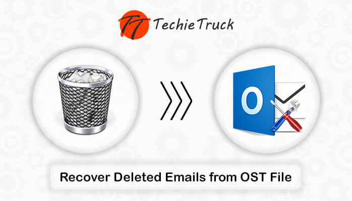 Recover Deleted Emails from OST File