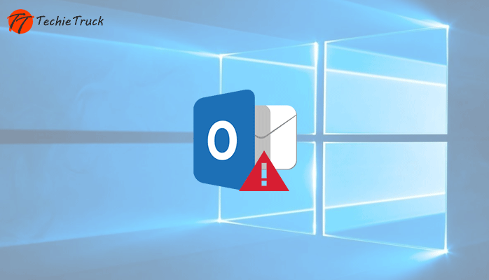Fix Outlook Error 0x800ccc0e in Windows 10