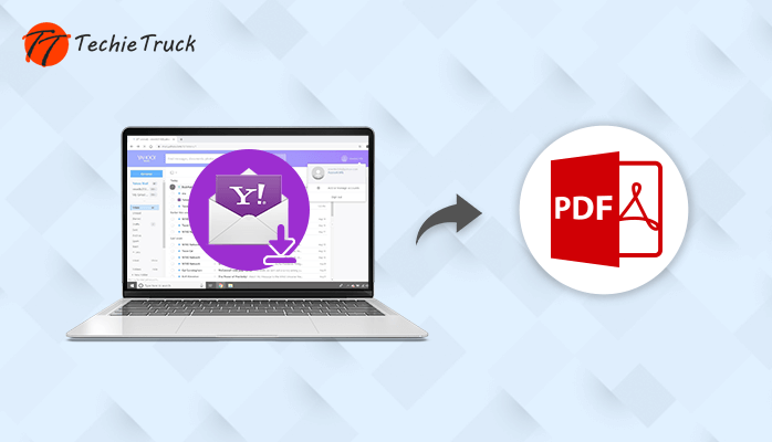 How To Save Yahoo Email As PDF – Solved