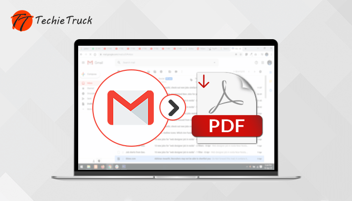 Ways to Save Gmail Email As PDF File Format