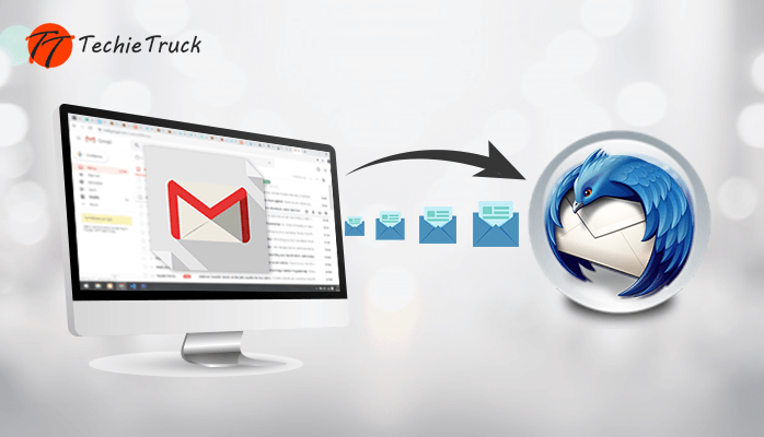 Gmail Email to Thunderbird – A Complete Guide