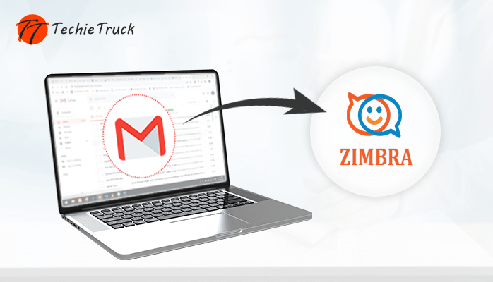 Exporting Emails from Gmail to Zimbra