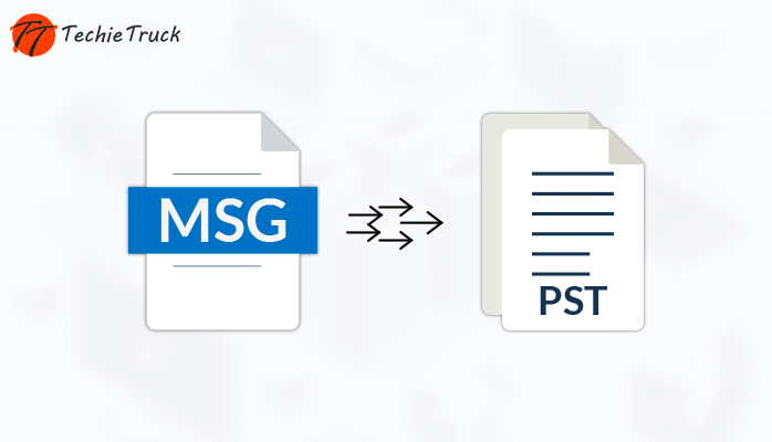 How to Convert Multiple MSG Files to PST?