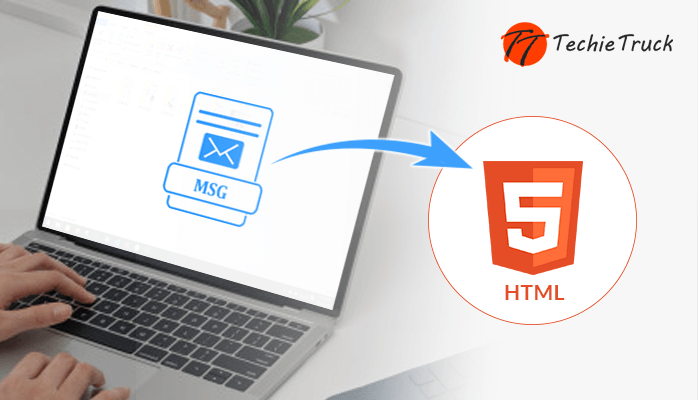 How to Convert MSG to HTML?