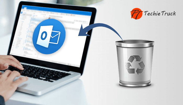 How to Recover Deleted Folder in Outlook 2016/2013/2010/2007?
